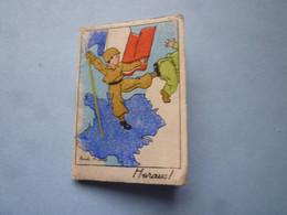Petit  Almanach  Calendrier 1946   HEROUS!  Illustrateur Signé Renée ..... (2020 Octobre 10) - Calendari