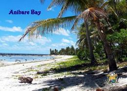 Nauru Island Anibare New Postcard - Nauru