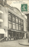 LORIENT  -- Magasins Des Nouvelles Galeries                -- Laurent 2199 - Lorient