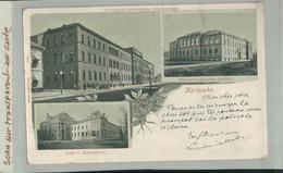 Karlsruhe, Technische Hochschule Friedericiani, Elektrotechnisches Institut, Aula U. Hörsaalbau (2020 Septembre 455) - Karlsruhe