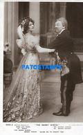 144866 ARTISTMISS LILY ELSIE & MR GEORGE GRAVES ACTOR CINEMA MOVIE THE MERRY WIDOW POSTAL POSTCARD - Artiesten
