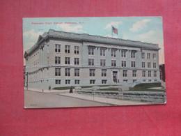 High School Paterson     New Jersey  Ref 4427 - Paterson