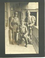 Teschen ? Pologne ? Militaires Polonais ? Juillet 1919 Foto Zizkov - Poland