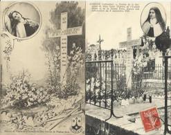 10461 Lot De 5 CPA Sainte Thérèse De L'Enfant Jésus - Heiligen