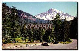 CPM Mount Rainier National Park Washington State - Zonder Classificatie