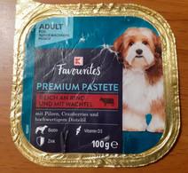 Tops Dogs Food - Coperchietti Di Panna Per Caffè