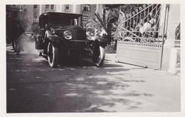 EGYPTE HELIOPOLIS ROLLS ROYCE ROI DE BELGIQUE - Automobili