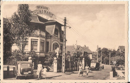 La Panne Avenue Bortier - De Panne Bortierlaan - Pension Regina Maris - De Panne