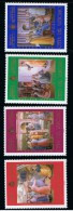 2003 - VATICANO - S13E - SET OF 4 STAMPS ** - Unused Stamps
