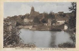 58 - Nièvre - CHITRY Les MINES - Vue Générale - Les Bords De L'Yonne - - Autres Communes