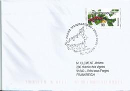 Vignette De Distributeur Inform - ATM - Houx - Sapin De Noël - Christkindl - 2011-... Covers