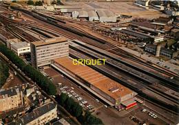 44 Nantes, La Gare S N C F , Belle Vue Aérienne - Nantes