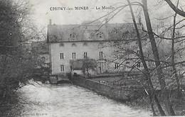 58 - Nièvre - CHITRY Les MINES - Le Moulin - - Autres Communes