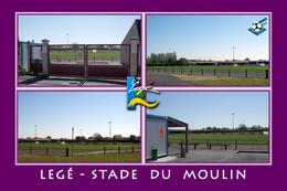 Legé (44 - France) Stade Du Moulin - Legé