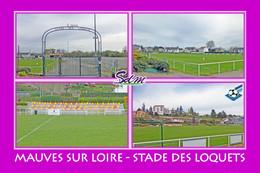 Mauves Sur Loire (44 - France) Stade Des Loquets - Mauves-sur-Loire