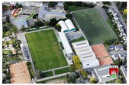 Nantes (44 - France) Stade Pascal Laporte - 6 Ex. : Stade De Malville - Nantes
