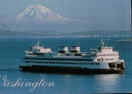 10800   USA WASHINGTON  TIMBRE  1999  ECRITE - Passagiersschepen