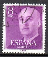 Espagne Oblitéré N° 868A Lot 138 - 1951-60 Usati