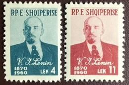 Albania 1960 Lenin MNH - Albania