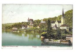 Weggis, Hotel De La Poste (6517) - LU Lucerne