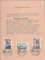 Luxembourg - Luxemburg - Timbres 1964  CENTRALE DE VIANDEN - Blocs & Hojas