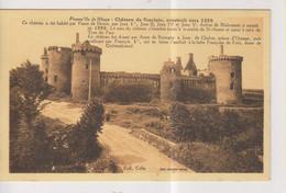 CPA-56-Morbihan- Presqu'ile De RHUYS- Château De Suscinio, Construit Vers 1250- - Frankrijk