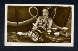 Cartolina Cinema - Dolores Del Rio - Actors