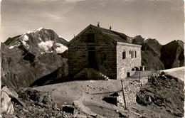 Saas-Fee - Britannia-Hütte (10490) - Phot. Gyger - VS Valais