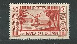 OCEANIE N° 91 **  TB 1 - Unused Stamps