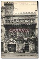 CPA Paris Cabaret De L&#39enfer Diable - Cafés, Hoteles, Restaurantes
