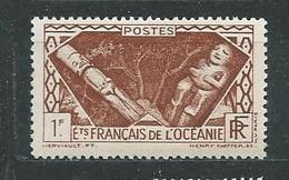 OCEANIE N° 107 **  TB - Unused Stamps
