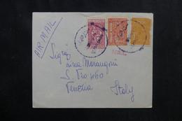 ARABIE SAOUDITE - Enveloppe De Dhahran Pour L 'Italie Par Avion - L 72805 - Arabie Saoudite