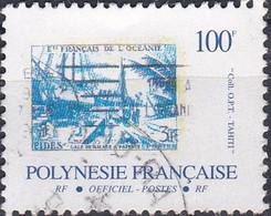 Polynésie Française  Service1993 YT 24 Oblitéré - Oficiales