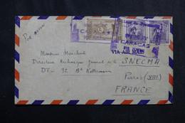 VENEZUELA - Enveloppe De Caracas Pour Paris En 1948 Par Avion - L 72812 - Venezuela