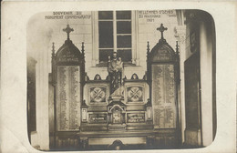 -- 59 -- Lille - Hellemmes Saint-Denis Nord - Souvenir Du Monument Commémoratif 20-11-1921 - Carte Photo Voir Scans (!) - Lille