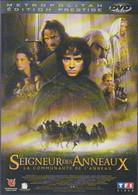 DVD - LE SEIGNEUR DES ANNEAUX - LA COMMUNAUTE DE L'ANNEAU En Parfait état Sans Blister - Action & Abenteuer