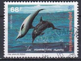 Polynésie Française  TUC 1994 YT 451 Oblitéré - Usados