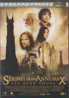 DVD - LE SEIGNEUR DES ANNEAUX - LES DEUX TOURS En Parfait état Sans Blister - Action & Abenteuer