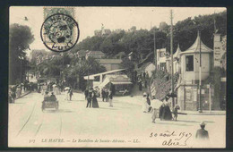 Le Havre (76) - Le Raidillon De Sainte Adresse - Animation - Ohne Zuordnung