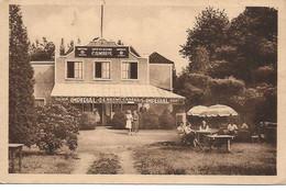 28 Calmpthout Heide Hotel De Nieuwe Cambus WWe Hendrickx. Uitg Brosius Heide. Tel 483,20 Kalmthout - Kalmthout
