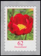 3121III Blume 62 Cent Sk Aus 10000er-Rolle Mit GERADER Nummer ** - Roller Precancels