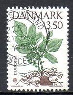 DANEMARK. N°1028 De 1992 Oblitéré. Pomme De Terre. - Vegetables