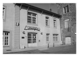 SAINT-SYMPHORIEN-D'OZON - L'Orangerie - Otros Municipios