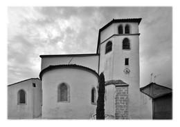 SAINT-SYMPHORIEN-D'OZON - L'église Saint-Symphorien - Otros Municipios