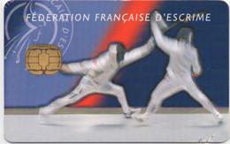Carte Licence : Fédération Française D'Escrime - Sonstige