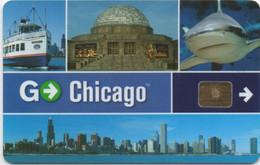 Carte Tourisme : Go Chicago (2 Day Adult 2008) USA - Sonstige