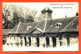 """CPA 70 Luxeuil Les Bains """" Chocolat De La Maison Des Magasins Réunis """" Carte Précurseur - Luxeuil Les Bains"""
