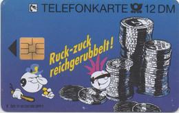 Pièces Deutschmark / Lotto Toto 1993 - Postzegels & Munten