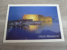CRETE HERAKLION - EDITIONS MARMATAKIS BROTHERS - - Grèce