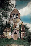 CPSM FRANCE 23 CREUSE LA COURTINE - L'Eglise Du Trucq - La Courtine